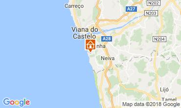 Karte Viana Do castello Appartement 115472
