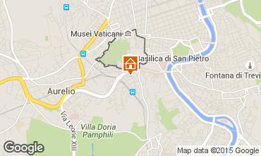 Karte Rom Appartement 43575