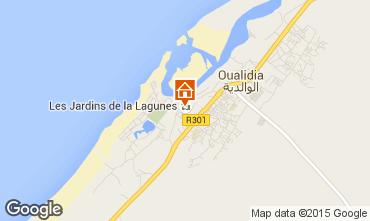Karte Oualidia Villa 76549