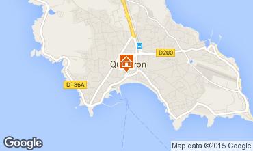 Karte Quiberon Appartement 50989