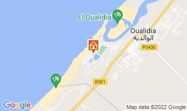Karte Oualidia Villa 42742