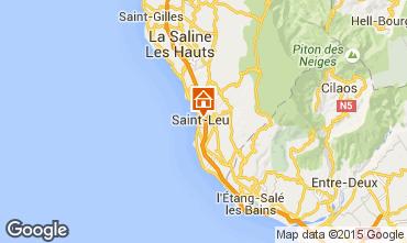 Karte Saint Leu Appartement 82923
