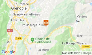 Karte Chamrousse Chalet 742