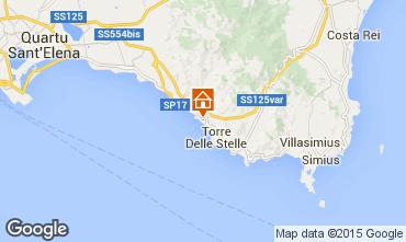 Karte Geremeas Villa 66714