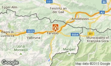 Karte Tarvisio Appartement 98946