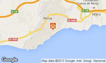 Karte Nerja Appartement 69179