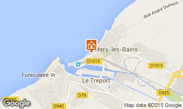 Karte Mers Les bains Appartement 7743