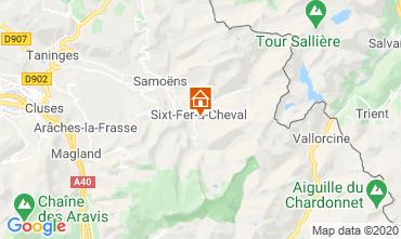 Karte  Chalet 116957