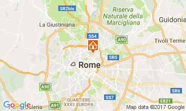 Karte Rom Appartement 109687