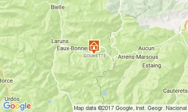 Karte Gourette Appartement 68545