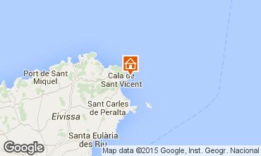 Karte San Carlos Villa 40865