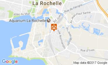 Karte La Rochelle Studio 108987
