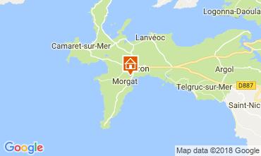 Karte Morgat Haus 115636