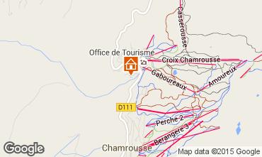Karte Chamrousse Studio 763