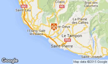 Karte Saint Pierre (Réunion) Appartement 84058