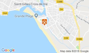 Karte Saint-Gilles-Croix-de-Vie Appartement 116474