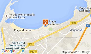 Karte Mohammedia Appartement 89841