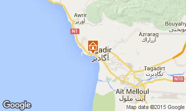 Karte Agadir Appartement 101126