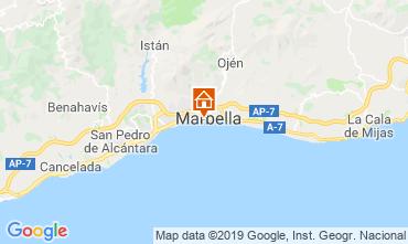 Karte Marbella Appartement 67370