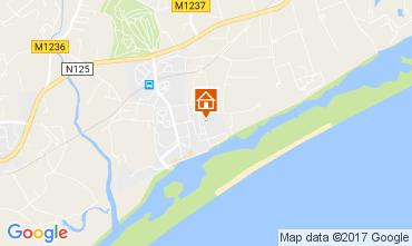 Karte Cabanas de Tavira Appartement 108323
