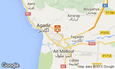 Karte Agadir Appartement 66122