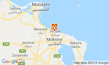 Karte Monastir Appartement 117701