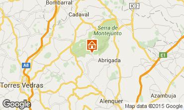 Karte Torres Vedras Villa 60356