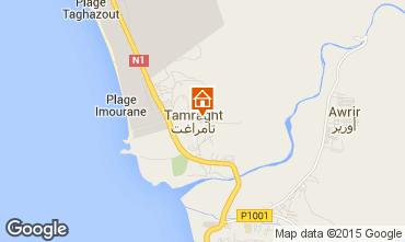 Karte Agadir Appartement 27835