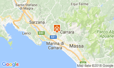 Karte Carrara Haus 114620