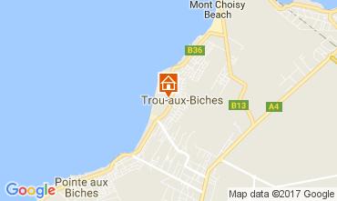 Karte Trou-aux-biches Appartement 18911