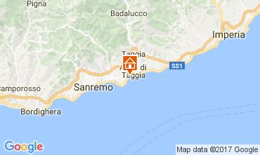 Karte Sanremo Appartement 73053