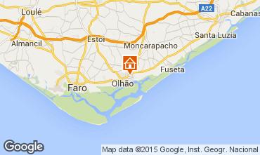 Karte Olhão Appartement 89473