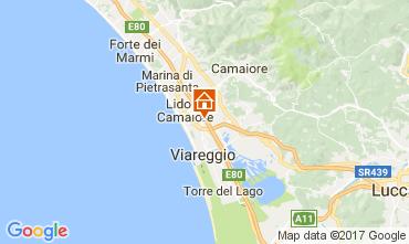 Karte Viareggio Villa 109039