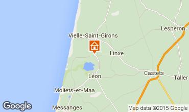 Karte Vielle Saint Girons Appartement 46535