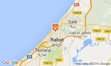 Karte Rabat Studio 42760