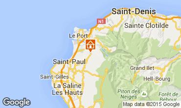 Karte Saint-Paul Appartement 99932