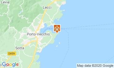 Karte Porto Vecchio Haus 70501