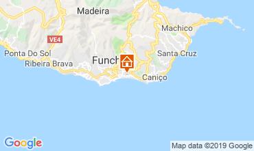 Karte Funchal Appartement 58610