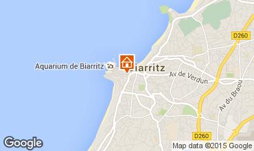 Karte Biarritz Appartement 74751