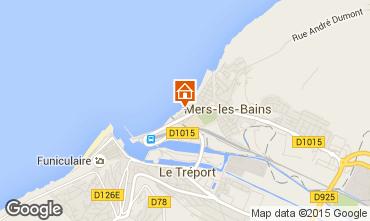 Karte Mers Les bains Appartement 101113