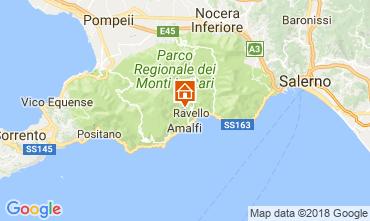Karte Ravello Villa 114444