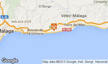 Karte V�lez M�laga Villa 59335