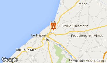 Karte Mers Les bains Ferienunterkunft auf dem Land 76829