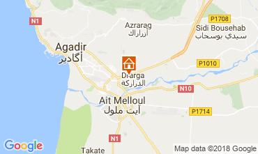 Karte Agadir Appartement 113962