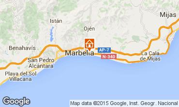 Karte Marbella Villa 64346
