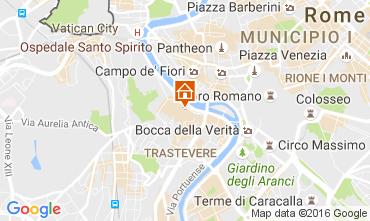 Karte Rom Appartement 107041