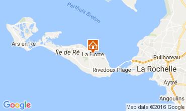 Karte La Flotte en Ré Haus 106733