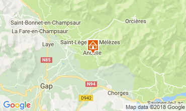 Karte Ancelle Studio 114598