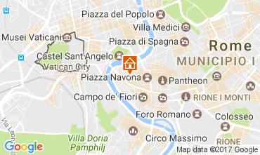 Karte Rom Appartement 109742
