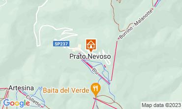 Karte Prato Nevoso Appartement 67291